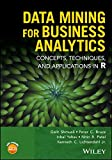 #3: Data Mining for Business Analytics: Concepts, Techniques, and Applications in R