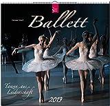 MF-Kalender BALLETT - Tanzen aus Leidenschaft 2019