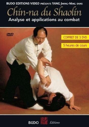 Chin-na du Shaolin (coffret de 3 DVD) par