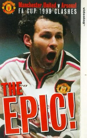 Manchester United: The Epic! Fa Cup 1999 Clashes [VHS]