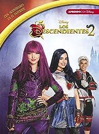 Los Descendientes 2 par  Disney