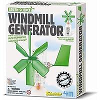 4M - Eco molino de viento, juguete educativo (004M3267)