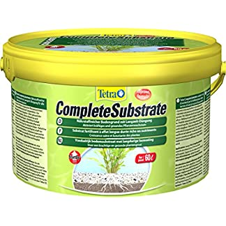 Tetra Complete Substrate, Activates Strong and Healthy Plant Growth in an Aquarium, 2.5 kg 10