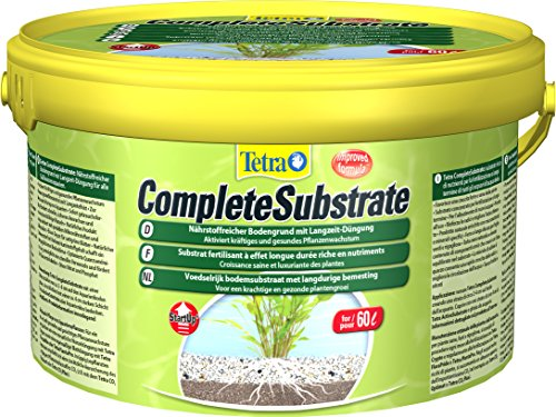 Tetra Complete Substrate, Activates Strong and Healthy Plant Growth in an Aquarium, 2.5 kg 1