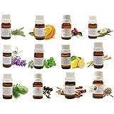 'Mon Lot Complet d'Aromathérapie' : Lot de 12 Huiles Essentielles format 10ml