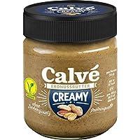 Calvé Erdnussbutter creamy Glas, 4er Pack (4 x 210 g)