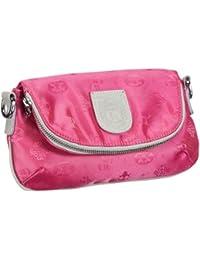 Poodlebags Club - Attrazione - Venezia - 3CL0313VENEP, Pochette donna 25x14x4 cm (L x A x P), Rosa (Pink (pink)), 25x14x4 cm (L x A x P)