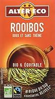 Alter Eco Thé Blanc Rooibos Nature Bio et Équitable 20 infusettes parent