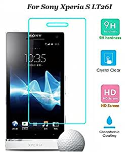 FEYE Premium 0.33mm Tempered Glass Screen Protector For Sony Xperia S LT26I