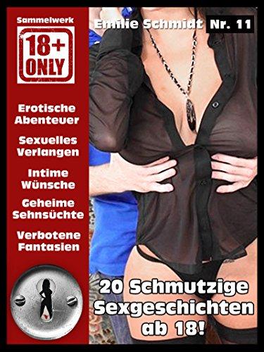 Sexgeschichten ab 18 Jahren: Sex und erotische Kurz-Geschichten ab 18 deutsch unzensiert (Schmutzige Erotik-Geschichten)