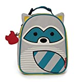 Skip Hop Zoo Lunchies Raccoon - Mochila para merienda