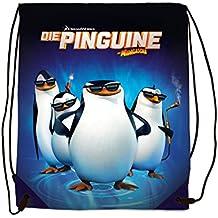 Pingüinos de Madagascar Bolsa de deporte