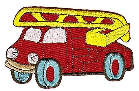 Camion de pompier Comic Bestellmich