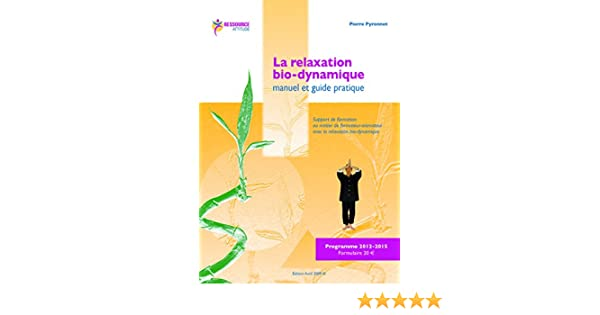 relaxation dynamique pdf