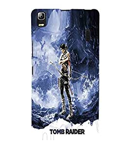 For Lenovo A7000 :: Lenovo A7000 Plus :: Lenovo K3 Note game Printed Cell Phone Cases, character Mobile Phone Cases ( Cell Phone Accessories ), gamers Designer Art Pouch Pouches Covers, gaming Customized Cases & Covers, graphics Smart Phone Covers , Phone Back Case Covers By Cover Dunia