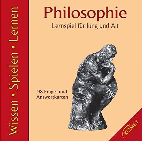 Philosophie: Wissen, Spielen, Lernen