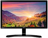 LG 22MP58VQ-P.AEU Écran PC LED IPS - 22' - 16:9 - 1920 x 1080  - 250 cd/m2 - 1000:1 - 5ms - Noir (HDMI, DVI-D, VGA)