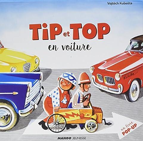 Tip et Top en voiture