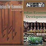 Economics TEXTBOOK NCERT for Class 11 (XI) NCERT STATISTICS & INDIAN ECONOMICS NEW SOME MARKS