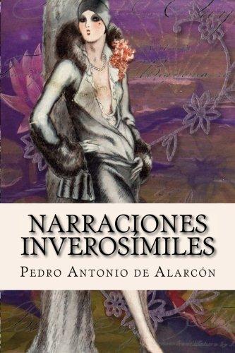 Narraciones inverosímiles por Pedro Antonio de Alarcón