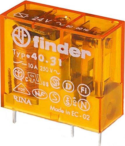 Preisvergleich Produktbild Finder Printrelais 1WE 10A 12VAC 40.31.8.012.0000