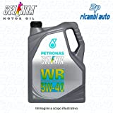 Motoröl Selenia WR 5W-40,im 5-Liter-Kanister, für Dieselmotoren
