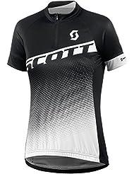 Scott Endurance 40 Damen Fahrrad Trikot kurz schwarz/weiß 2017
