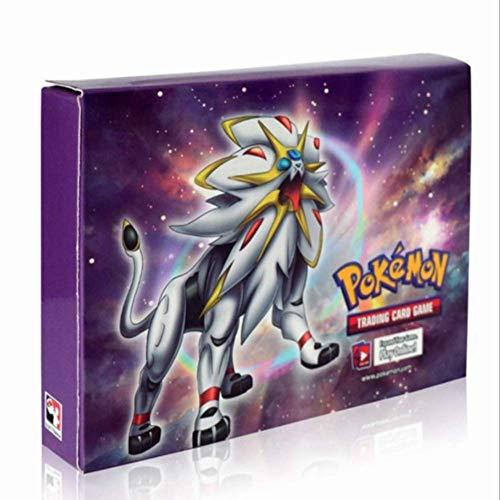 LCTCQ 100% neu, MEGA Energy Trainer(109GX + 11Trainer) 120 Pokemon GX EX Pokemon-Karte Magischer Elf,Flash Card, Sammelkarte, Puzzle Fun Card Game