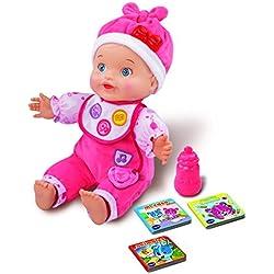 Little Love - Rita aprende a hablar, muñeca interactiva (VTech 3480-153922)
