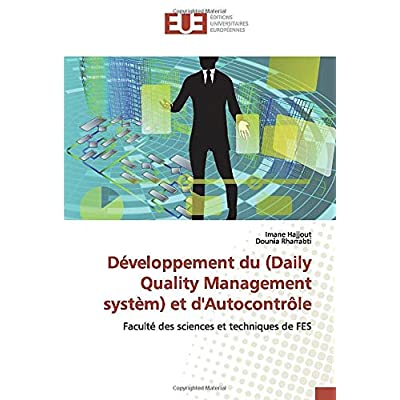 Développement du (Daily Quality Management systèm) et d'Autocontrôle: Faculté des sciences et techniques de FES
