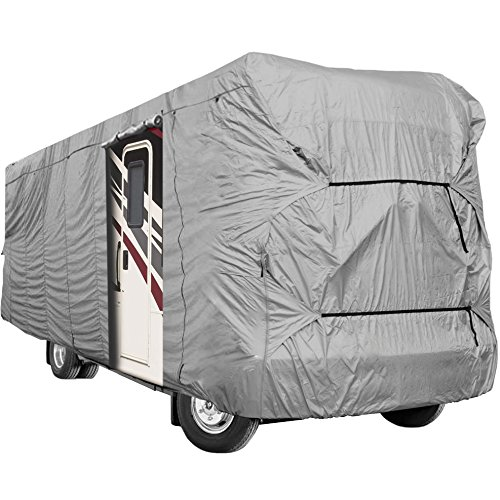NEH® Waterproof Superior RV Motorhome Fifth Wheel Cover, used for sale  Delivered anywhere in UK