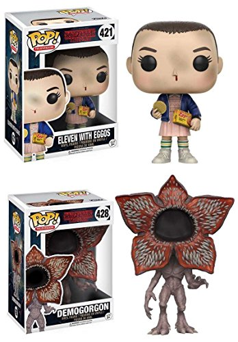 funko-pop-stranger-things-eleven-with-eggos-demogorgon-vinyl-set-new