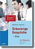 Expert Marketplace -     Michael   Rossié, CSP  - M. Rossié - Schwierige Gespräche live