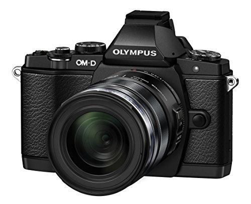 olympus-v2040451e000-e-m5-elite-fotocamera-con-obiettivo-12-50-mm-nero