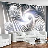 BHXINGMU Murales Fotográficos Personalizados Esferas Modernas Tridimensionales Abstractas Fondos De Pantalla De Hoteles Grandes Decoraciones Murales 220Cm(H)×300Cm(W)