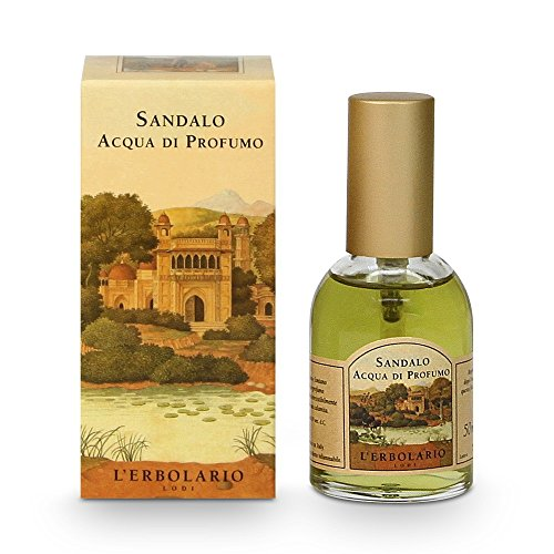 L'Erbolario Sandelholz Eau de Parfum, 1er Pack (1 x 50 ml)