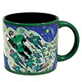 Best The Unemployed Philosophers Guild Hot Mugs - Green Lantern Corps Heat Changing Coffee Mug Review