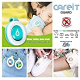 #10: CAREIT Guard Infant's Mosquito Repellent Badge for Outdoor and Indoor Protection (Multicolour)