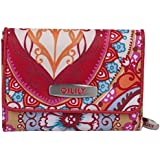 Oilily 2013 Lotus small Travel Wallet purse