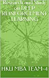 Research and Study on DEEP REINFORCEMENT LEARNING (English Edition)
