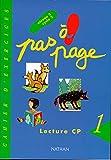 Image de Pas à page, lecture CP, niveau 2, cycle 2. Cahier d'exercices, numéro 1