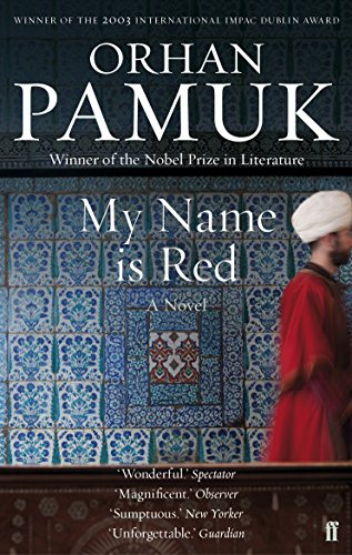 My Name Is Red por Orhan Pamuk