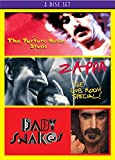 Frank Zappa - Torture Never Stops / The Dub Room Special / Baby Snakes [3 DVDs]