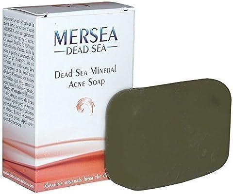 MERSEA Totes Meer Spezial Seife - bei bei Akne, Pickel, Hautunreinheiten und Herpes125g