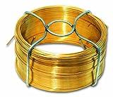 Filpack FGL08 Filo metallico di ottone - Diametro 0,8 mm - Lunghezza 50 m