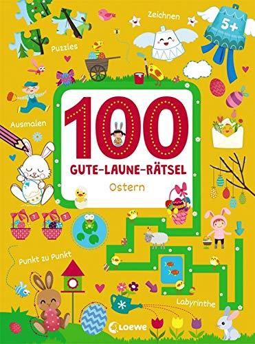 100 Gute-Laune-Rätsel - Ostern: ab 5 Jahre