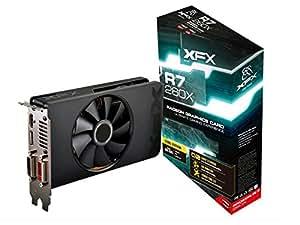 XFX R7-260X-CNF4 Carte graphique AMD Radeon R7 260X 1075 MHz 2048 Mo PCI-e Core Edition