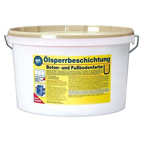 Pufas fix 2000 Ölsperrbeschichtung Beton- und Fussbodenfarbe 10,000 L