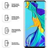 Huawei P30 Pro Smartphone débloqué 4G (6,47 pouces - 8/128 Go - Double Nano SIM - Android 9.1) Noir [Offre avec bon d'achat]