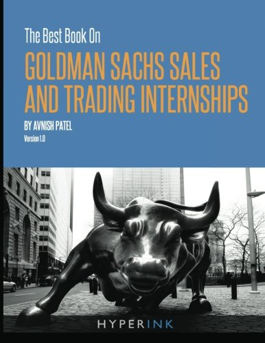 the-best-book-on-goldman-sachs-sales-and-trading-internships